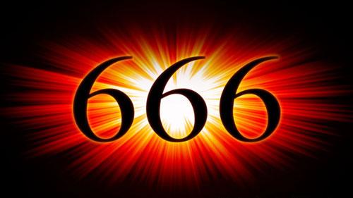 значение числа 666