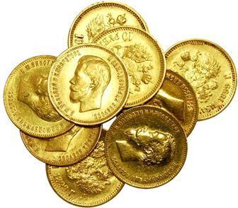 Инструмент Золотые Монеты