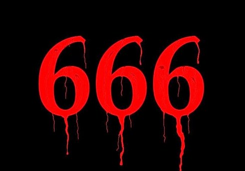 что значат 666