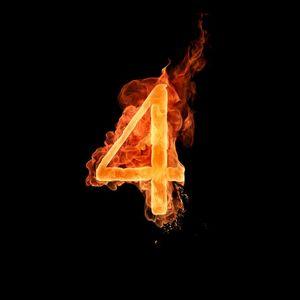 Цифра четыре в нумерологии