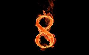 Цифра восемь в нумерологии