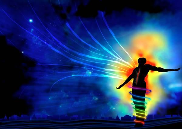 наполнение тела энергией