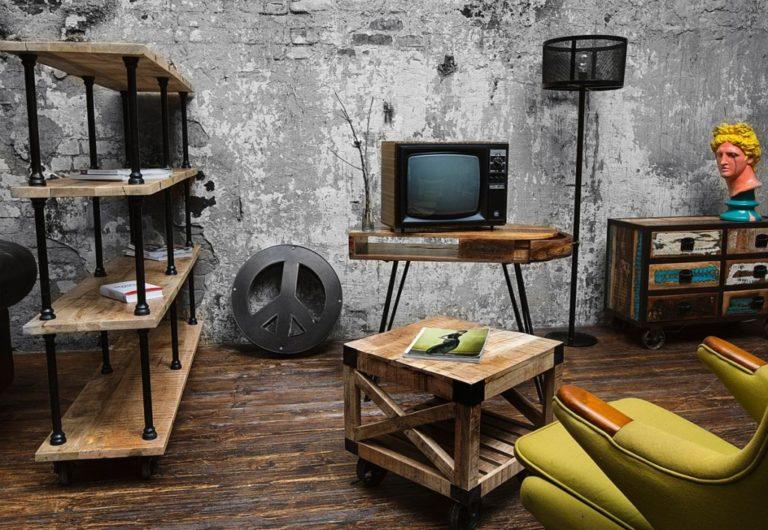 Мебель для гостиной своими руками
