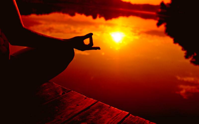 медитаця очищения