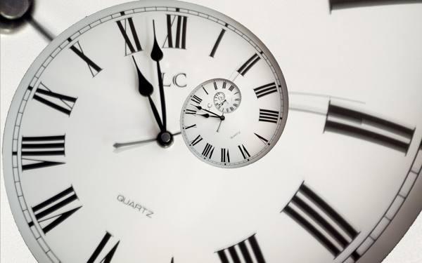 Значение основных чисел на часах