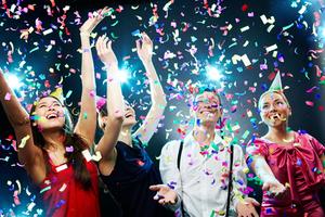 Праздник вечеринка