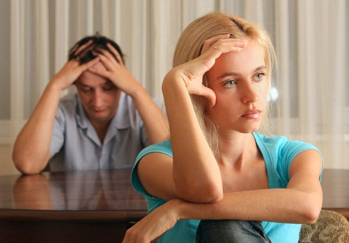 Если муж вас любит, то последствий ритуала почти нет