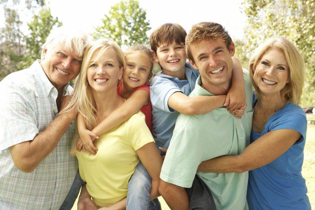 Близкие родственники супругов