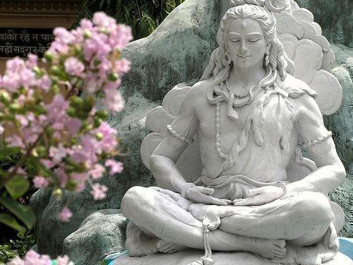 Бог Шива - победитель смерти