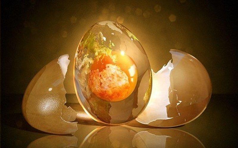 Как снять негатив яйцом на ночь