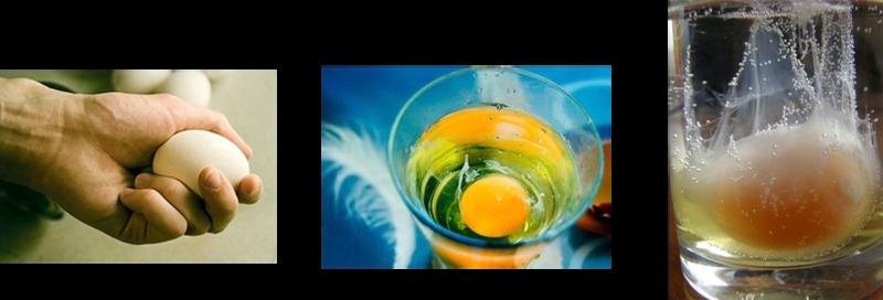 Снятие порчи яйцом на ночь