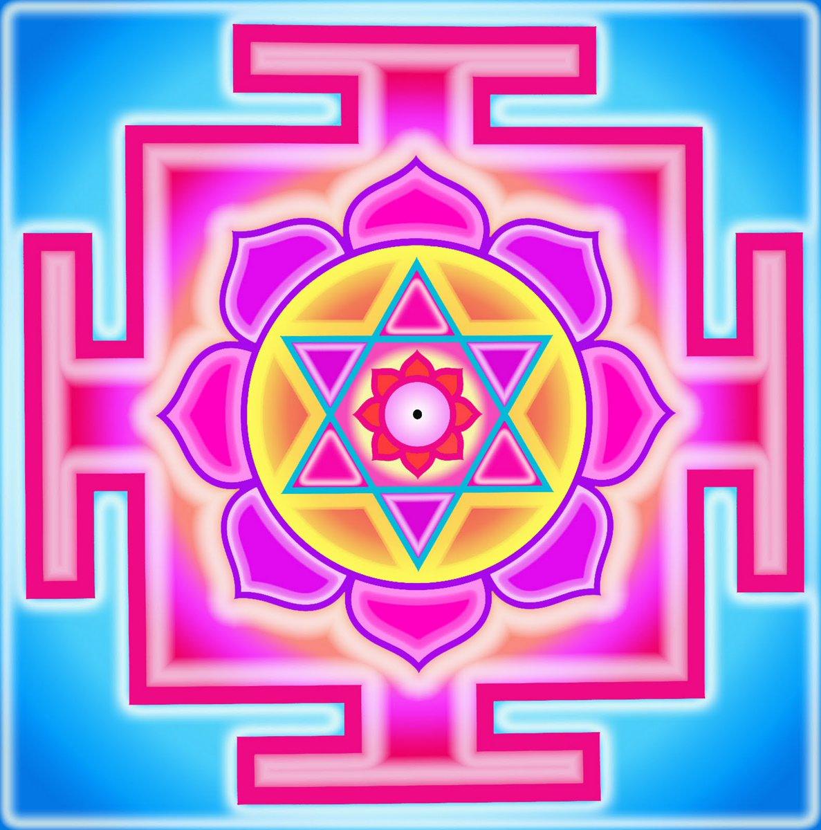 Знак (символ) Крийя Йоги