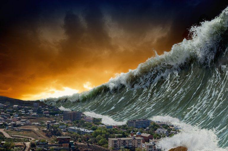 Как растолковать сон про волны