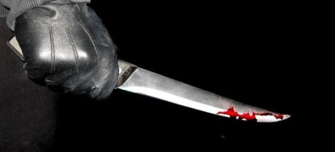Значение сна: снится убить человека ножом