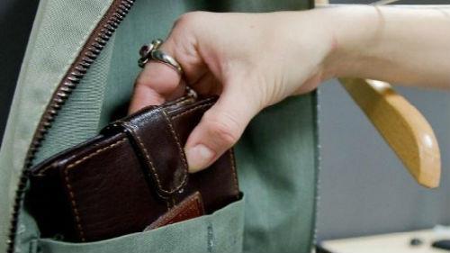 Сонник украли кошелек и телефон